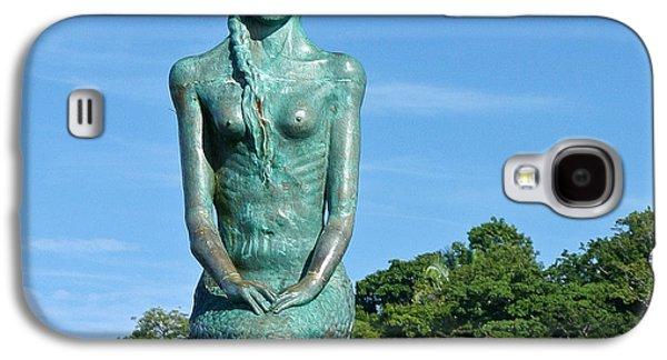 Portrait Of A Mermaid Galaxy S4 Case
