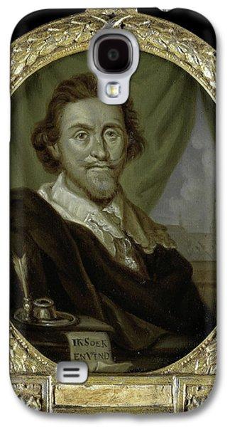 Portrait Of Adriaen Pietersz Van De Venne Galaxy S4 Case