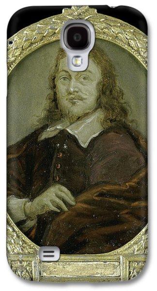 Portrait Of Bonaventura Peeters I, Painter Galaxy S4 Case