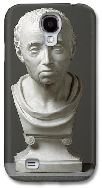 Portrait Of Emmanuel Kant  Galaxy S4 Case by Friedrich Hagemann