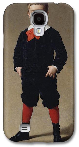 Portrait Of Henri Achille Galaxy S4 Case