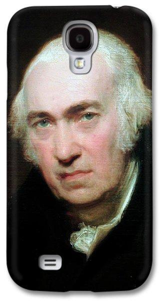 Portrait Of James Watt Galaxy S4 Case by Universal History Archive/uig