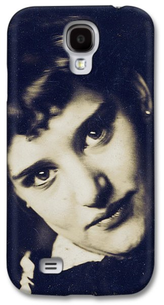 Portrait Of Lise Jordan, Attributed To Willem Witsen Galaxy S4 Case