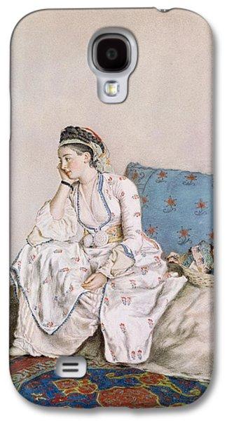 Portrait Of Mary Gunning Galaxy S4 Case by Jean-Etienne Liotard