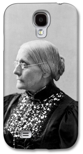 Portrait Of Susan B. Anthony Galaxy S4 Case