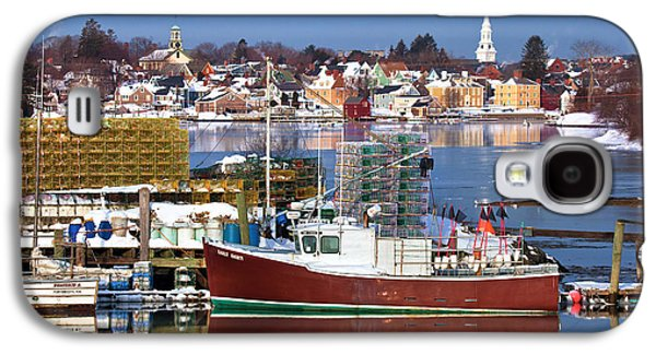 Portsmouth Lobster Boat Galaxy S4 Case