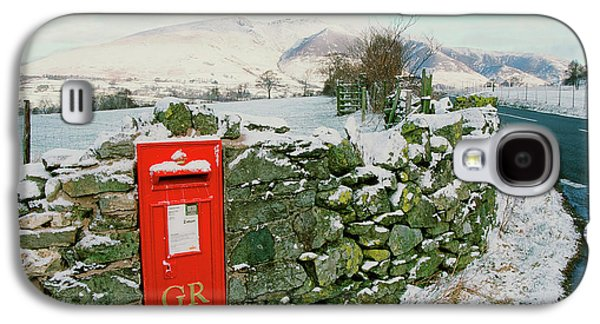 Post Box In St Johns In The Vale Galaxy S4 Case