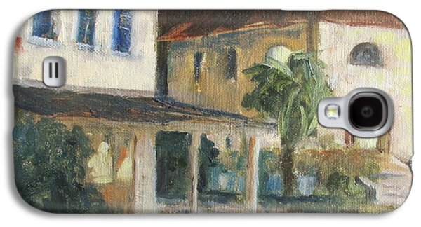 Post Office Apalachicola Galaxy S4 Case