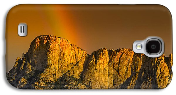 Pot Of Gold Galaxy S4 Case by Mark Myhaver