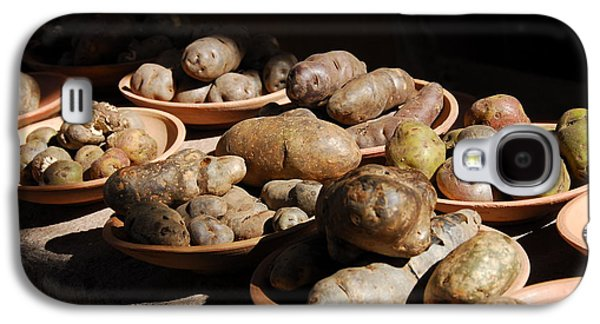 Potato Galaxy S4 Case - Potatoes by Ivo Kerssemakers