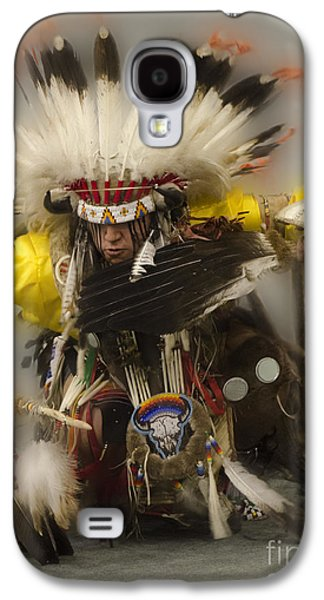 Pow Wow Days Of Thunder   Galaxy S4 Case by Bob Christopher