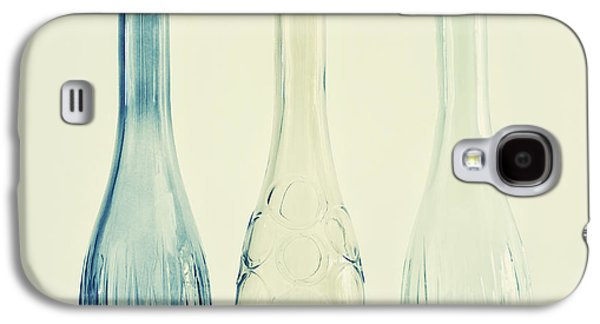 Powder Blue Galaxy S4 Case by Priska Wettstein