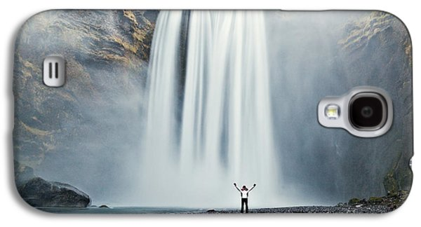 Power Of Elements Galaxy S4 Case by Matteo Colombo
