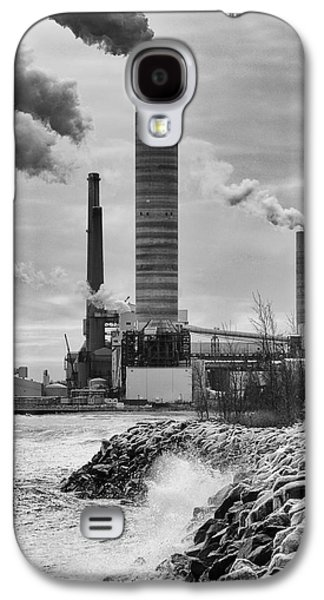 Galaxy S4 Case featuring the photograph Power Station by Ricky L Jones