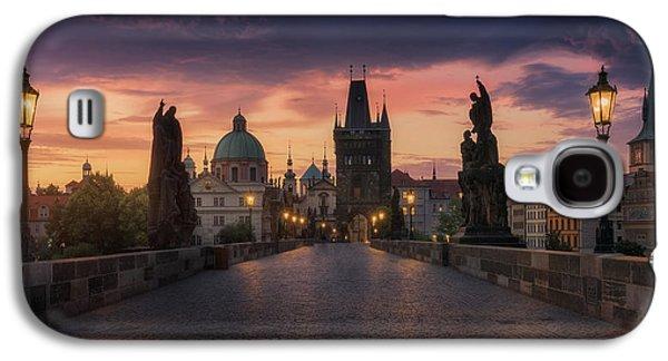 Castle Galaxy S4 Case - Prague-ii by Juan Manuel Fernandez