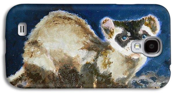 Prairie Night Galaxy S4 Case by Alicia Drakiotes