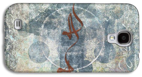 Prayer Flag 12 Galaxy S4 Case by Carol Leigh