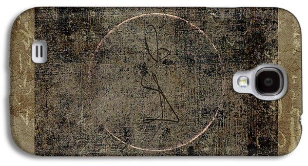 Prayer Flag 202 Galaxy S4 Case by Carol Leigh
