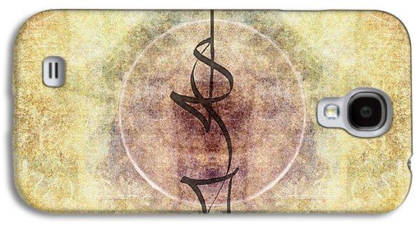 Prayer Flag 29 Galaxy S4 Case by Carol Leigh