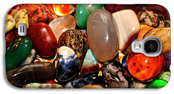 Precious Stones Galaxy S4 Case by Frozen in Time Fine Art Photography