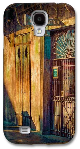Preservation Hall Galaxy S4 Case
