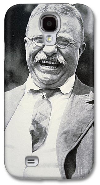 President Theodore Roosevelt Galaxy S4 Case by American Photographer