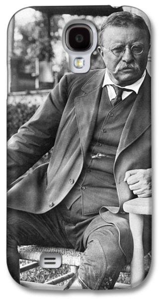 President Theodore Roosevelt Galaxy S4 Case