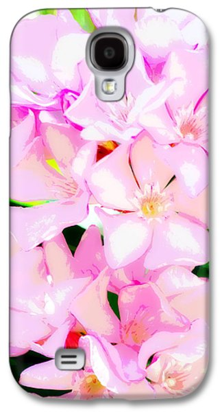 Pretty In Pink Galaxy S4 Case by Christina Ochsner