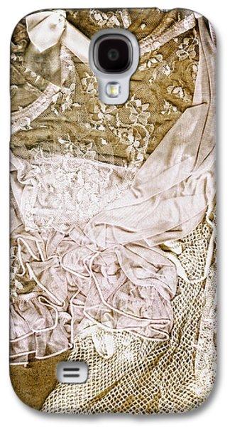 Pretty Things 1 - Lingerie Art By Sharon Cummings Galaxy S4 Case