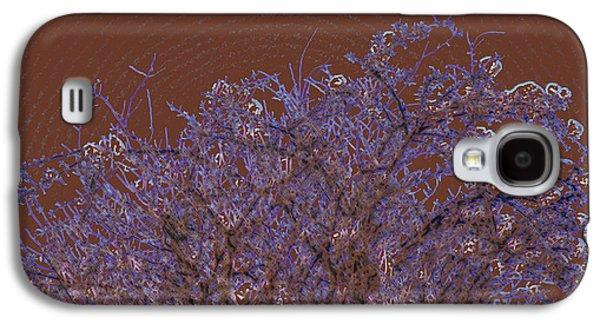 Pretty Tree Galaxy S4 Case by Carol Lynch