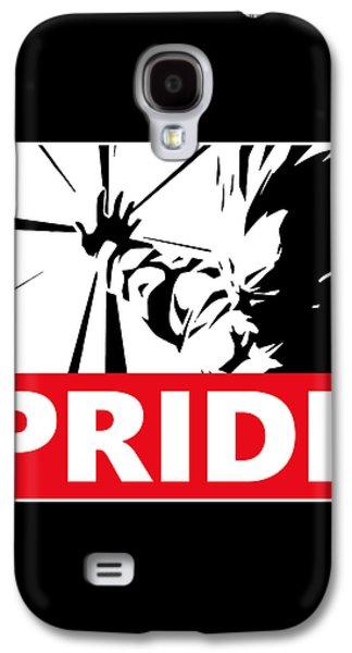 Pride Galaxy S4 Case by Danilo Caro