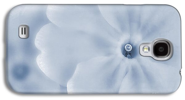 Primrose Cyanotype Galaxy S4 Case by John Edwards