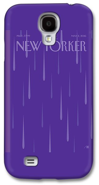 Prince Tribute Galaxy S4 Case