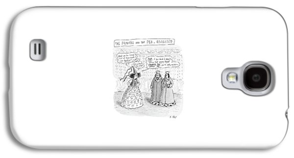 Princes Complains About Thread Count Of Sheets Galaxy S4 Case
