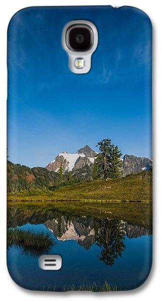 Pristine Galaxy S4 Case