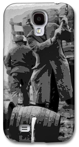 Federal Prohibition Agents Destroy Liquor 1923 Galaxy S4 Case by Daniel Hagerman