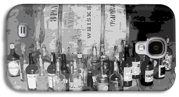 Prohibition Art Galaxy S4 Case by Daniel Hagerman