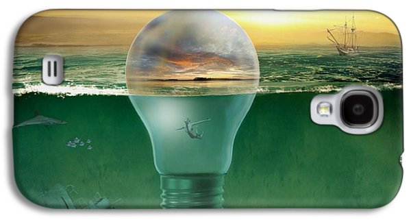 Promised Land Galaxy S4 Case by Franziskus Pfleghart