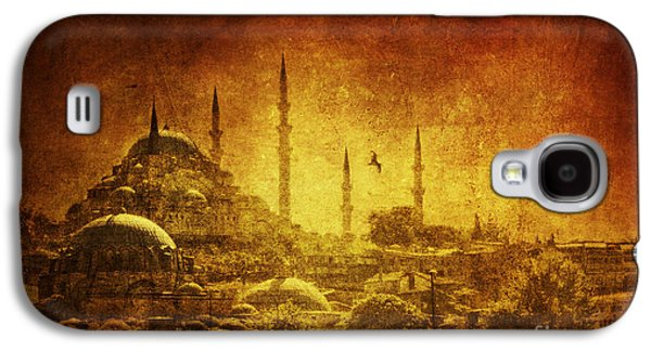 Prophetic Past Galaxy S4 Case by Andrew Paranavitana