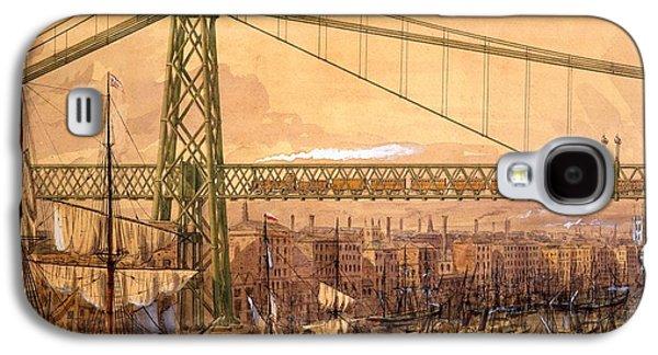Proposed Railway Bridge Galaxy S4 Case by English School