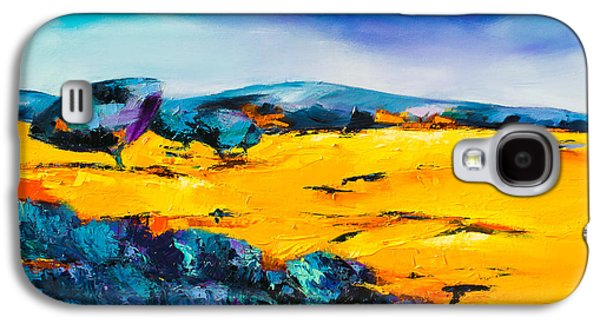 Provencal Countryside Galaxy S4 Case by Elise Palmigiani