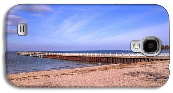 Prybil Beach Pier Galaxy S4 Case