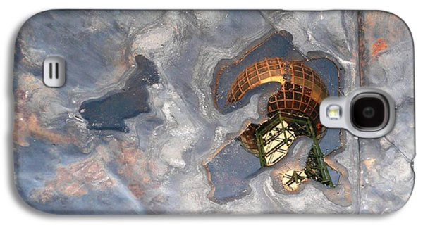 Puddle Of Sunsphere Galaxy S4 Case