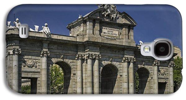 Puerta De Alcala Madrid Spain Galaxy S4 Case by Susan Candelario