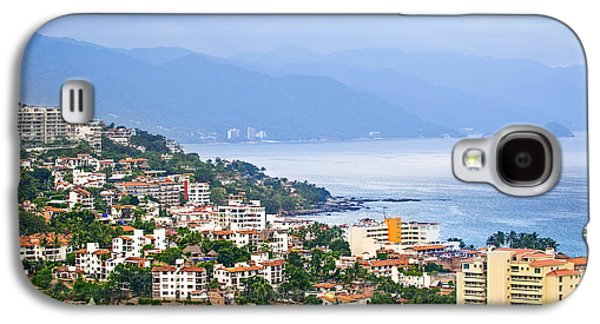 Puerto Vallarta On Mexican Coast Galaxy S4 Case