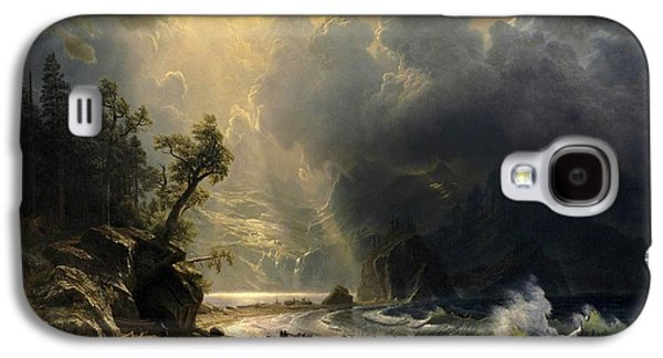 Puget Sound On The Pacific Coast Galaxy S4 Case