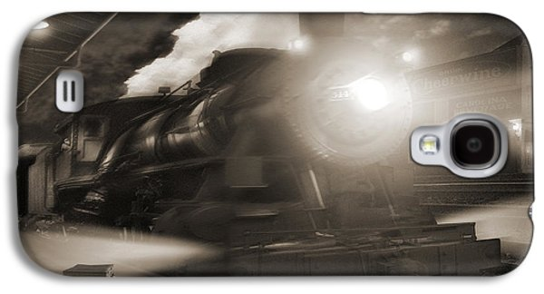 Pulling Out 2 Galaxy S4 Case by Mike McGlothlen
