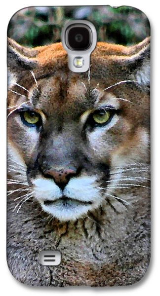 Puma Galaxy S4 Case by Kristin Elmquist