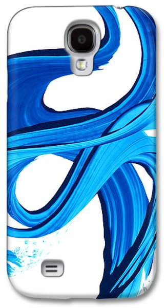Pure Water 270 Galaxy S4 Case by Sharon Cummings