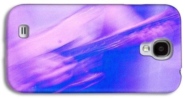 Galaxy S4 Case featuring the photograph Purple Haze by Alex Lapidus